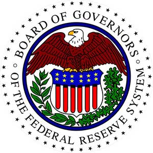 Federal Reserve Seal - Prudent Biotech