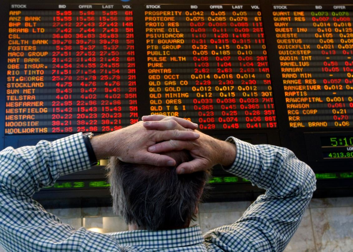 Stock Market Decline
