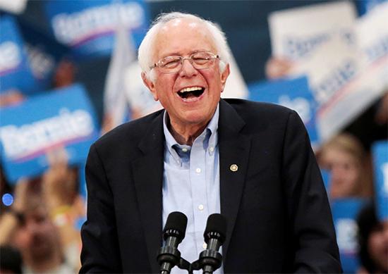 PrudentBiotech.com ~ Bernie Sanders